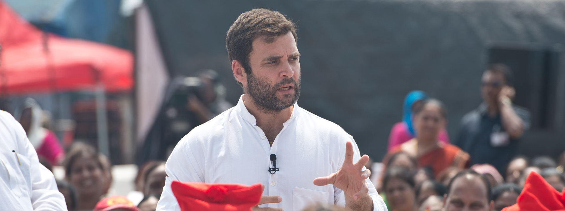 Vision of Rahul Gandhi on key Issues